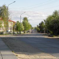 По ул.Кооперативной в сторону 2-й школы, Игрим