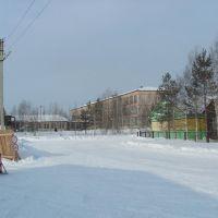 Зимой, Игрим
