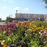 Цветочный город, Лангепас