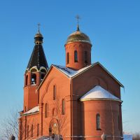 Лангепас. Церковь, Лангепас