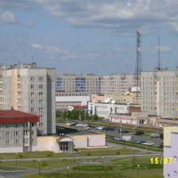 Вид С ул. Ленина, д.72, Лангепас
