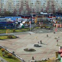 Лангепас площадь Ленина, Лангепас