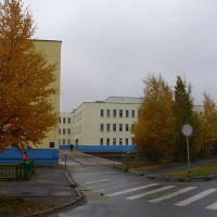 Гимназия№6 Ул.Мира 28б, Лангепас