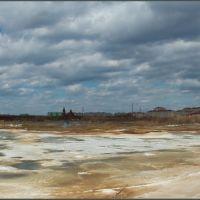 апрельский пейзаж, Лангепас