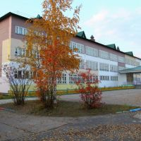 1 школа, Лангепас