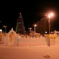 Ледовый городок, Лангепас