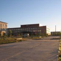 Средняя школа, Приобье