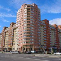 *** Здание на перекрестке ул. 60 лет Октября и Мусы Джалиля ***, Нижневартовск