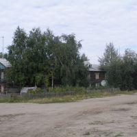 Наследие тоталитарного прошлого ул. Чапаева, Нижневартовск