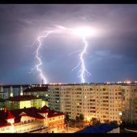 The Siberian lightning, Нижневартовск
