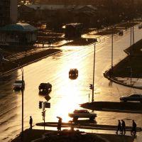 после дождя, Нижневартовск