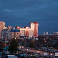 *** Осеннее утро ***, Нижневартовск