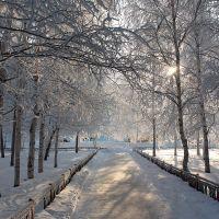 *** Зима 2011-го ***, Нижневартовск