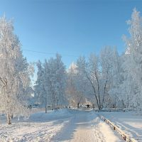 *** Winter of 2011 in Nizhnevartovsk ***, Нижневартовск