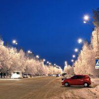 *** Проспект Победы, в прошлом улица Космонавтов ***, Нижневартовск