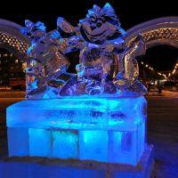 *** Ice-sculpture ***, Нижневартовск
