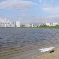 Комсомольское озеро, Нижневартовск