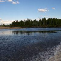 Река Колик-Еган, Аган