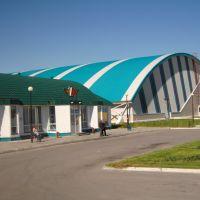 автостанция г.Радужный, Аган