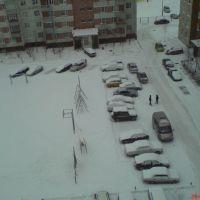 Снег...2008, Мегион
