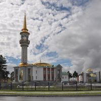 Surgut Great mosque and madrassa complex, Сургут