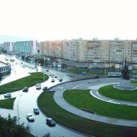 Бульвар Победы, Сургут