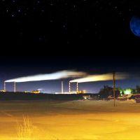 GRES-1,2 NIGHT, Сургут