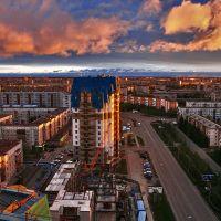 Вид на небо, Сургут