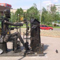 Железный строитель, Сургут