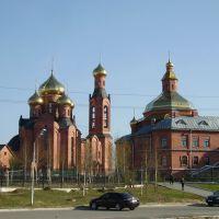 Храмовый комплекс в Нефтеюганске, Нефтеюганск