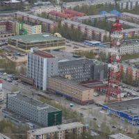 Нефтеюганск центр, Нефтеюганск
