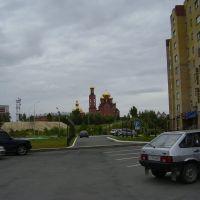 городской пейзаж, Нефтеюганск