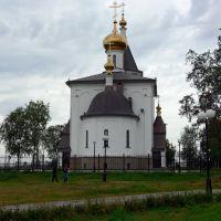 Нефтеюганск. Храм всех Святых, Нефтеюганск