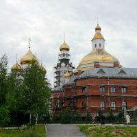 Золотые купола Нефтеюганска, Нефтеюганск