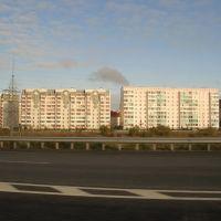 Мимо Нефтеюганска 09.2008, Нефтеюганск