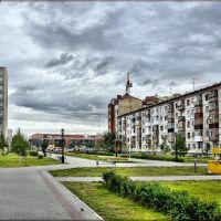 16-й микрорайон, Нефтеюганск