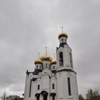 Holy Spirit church, Нефтеюганск
