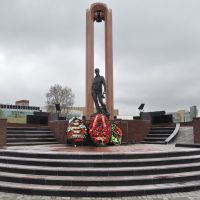 "Monument ""To faithful sons of the fatherland"", Нефтеюганск"