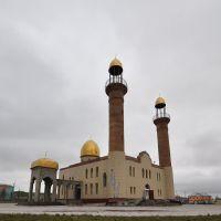 Nefteyugansk Mahallah mosque, Нефтеюганск