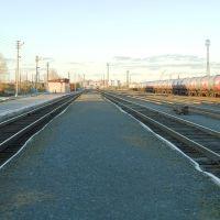 Станция Нягань, Нягань