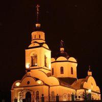 Церковь в г.Нягань, Нягань