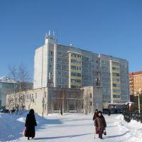 излучинск зима 2009, Излучинск