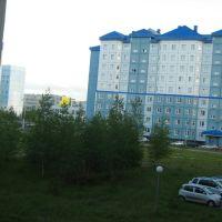 ул. Строителей, Излучинск