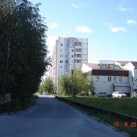 Двор, Излучинск