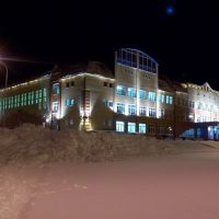 Средняя школа №8, Ханты-Мансийск