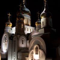 """Храм """"Во имя воскресения Христова"""", Ханты-Мансийск"""