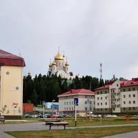Если гулять по ул Чехова, то можно увидеть вот это ~SAG~, Ханты-Мансийск
