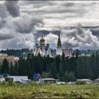 Khanty-Mansiysk, Ханты-Мансийск