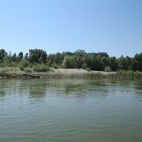 Песчаный остров, Акутиха