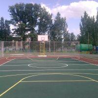 Баскетбольная Площадка на Гор.Стадионе, Алейск